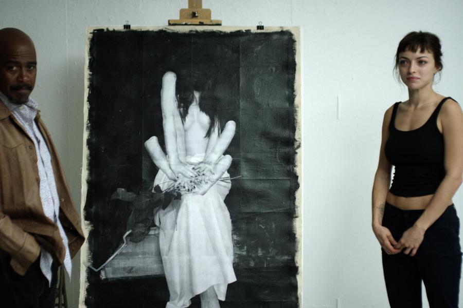 M.F.A. : Photo Francesca Eastwood, Marlon Young