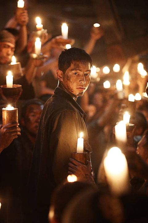 Battleship Island : Photo Joong-ki Song