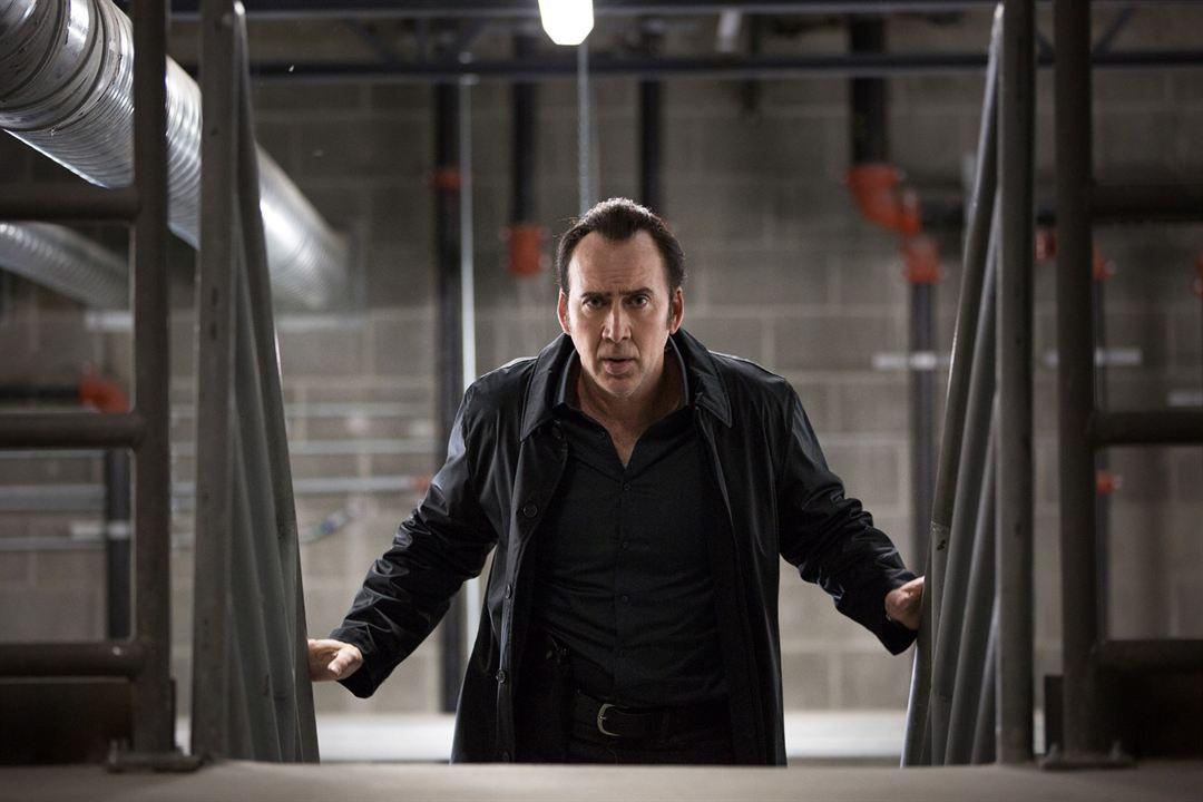 The Humanity Bureau : Photo Nicolas Cage