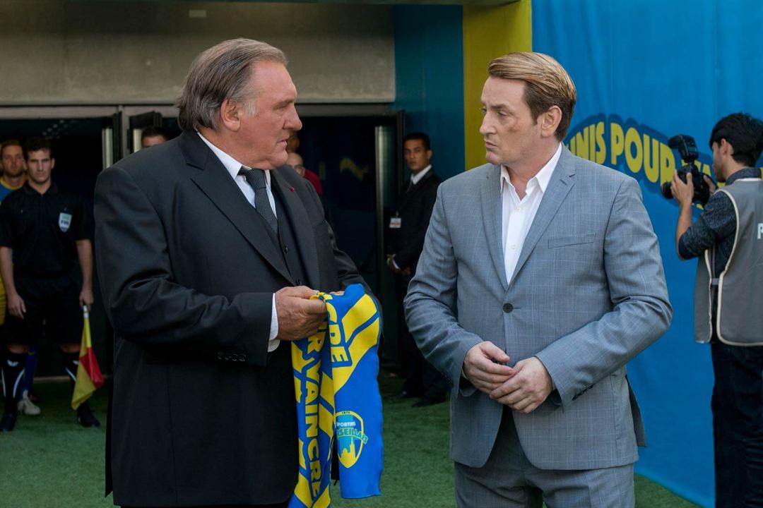 Photo Benoît Magimel, Gérard Depardieu