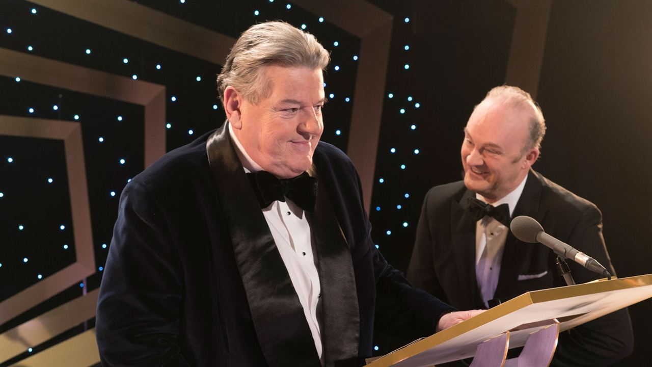 Photo Robbie Coltrane, Tim McInnerny