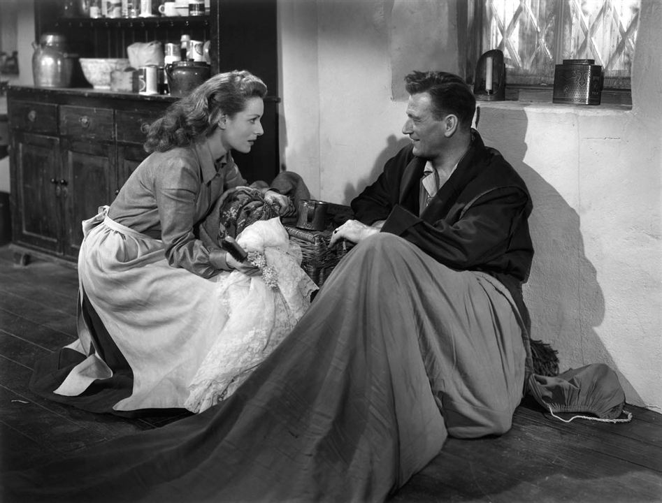 L'Homme tranquille : Photo John Wayne, Maureen O'Hara