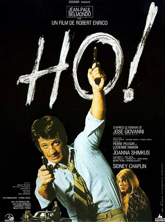Ho! : Affiche