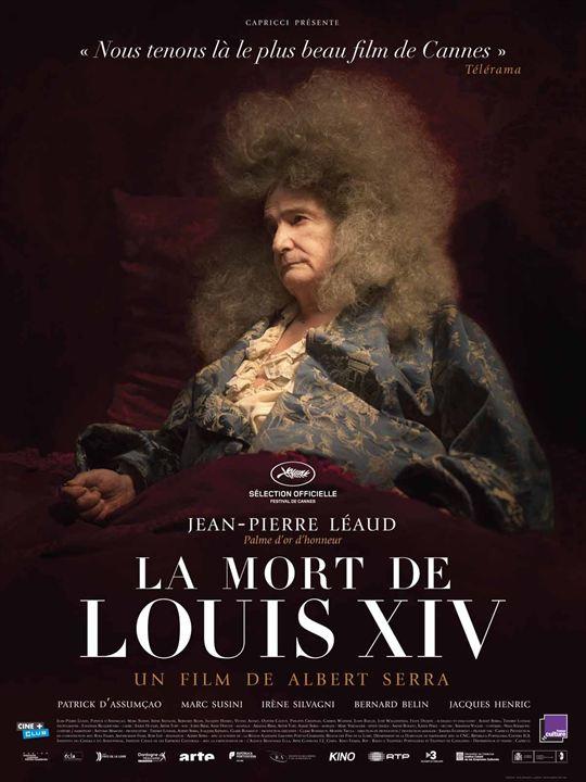 La Mort de Louis XIV : Affiche