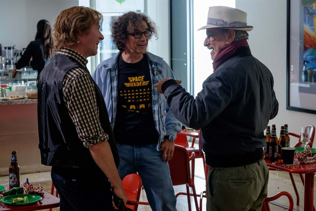 Ready Player One : Photo Steven Spielberg