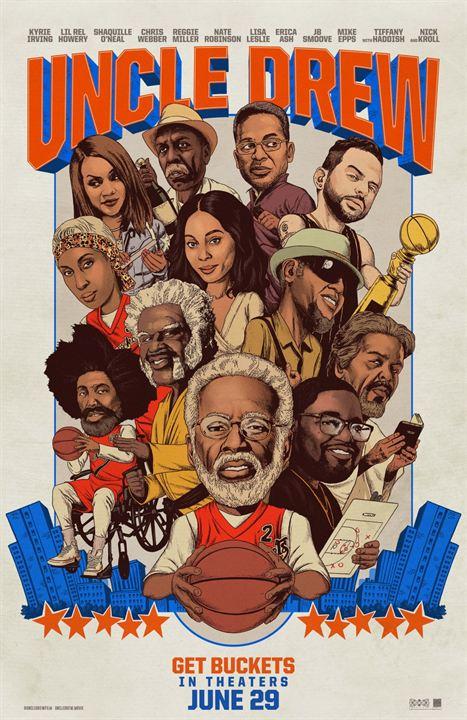 Affiche Du Film Uncle Drew Affiche 9 Sur 10 Allociné