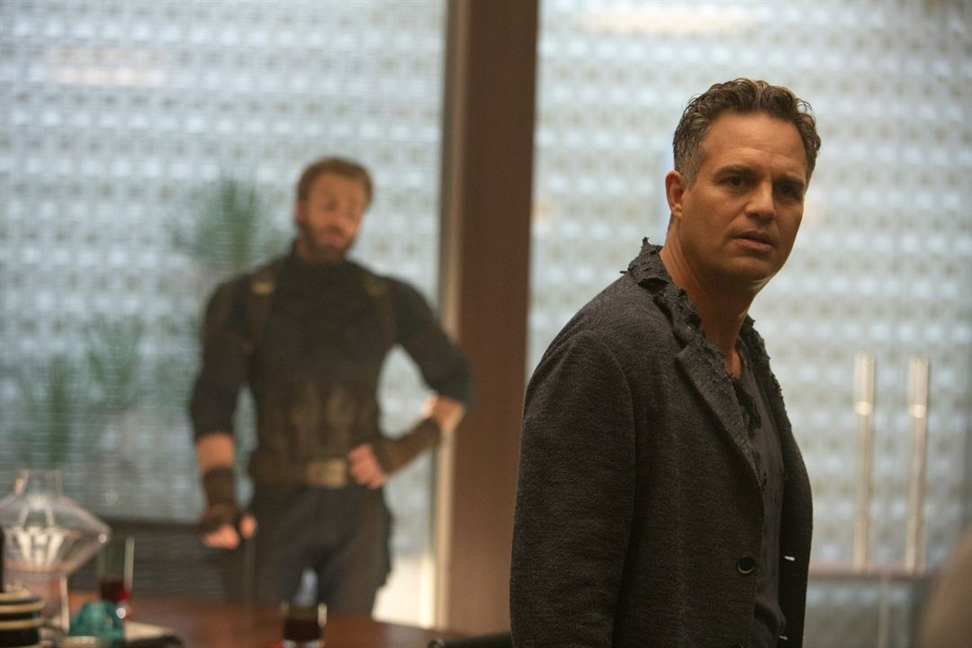 Avengers: Infinity War : Photo Mark Ruffalo