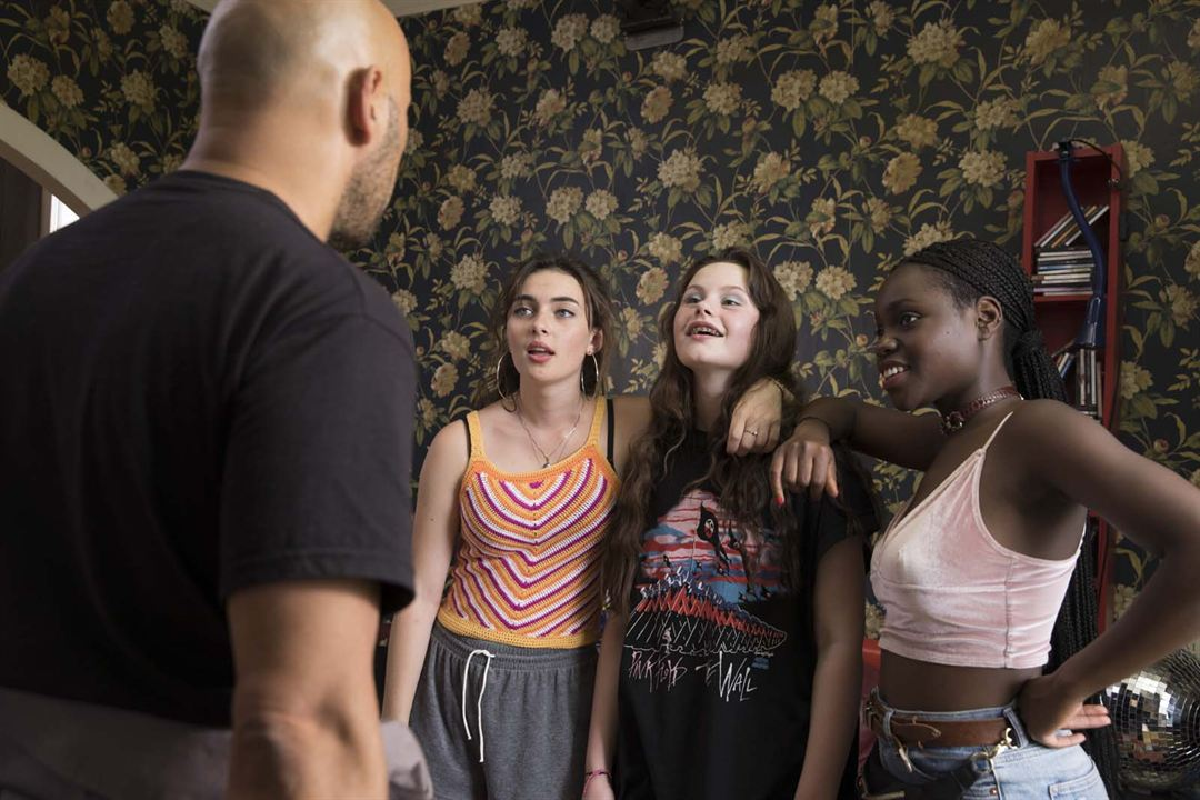 Roulez jeunesse : Photo Déborah Lukumuena, Eric Judor, Tracy Gotoas
