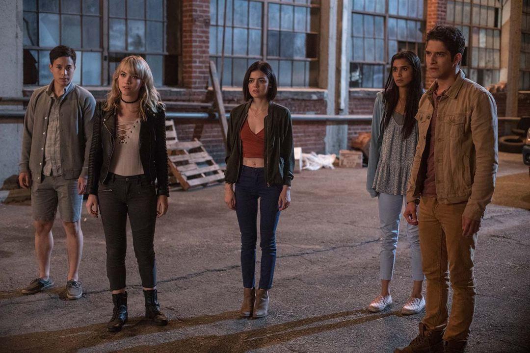 Action ou vérité : Photo Hayden Szeto, Lucy Hale, Sophia Taylor Ali, Tyler Posey, Violett Beane
