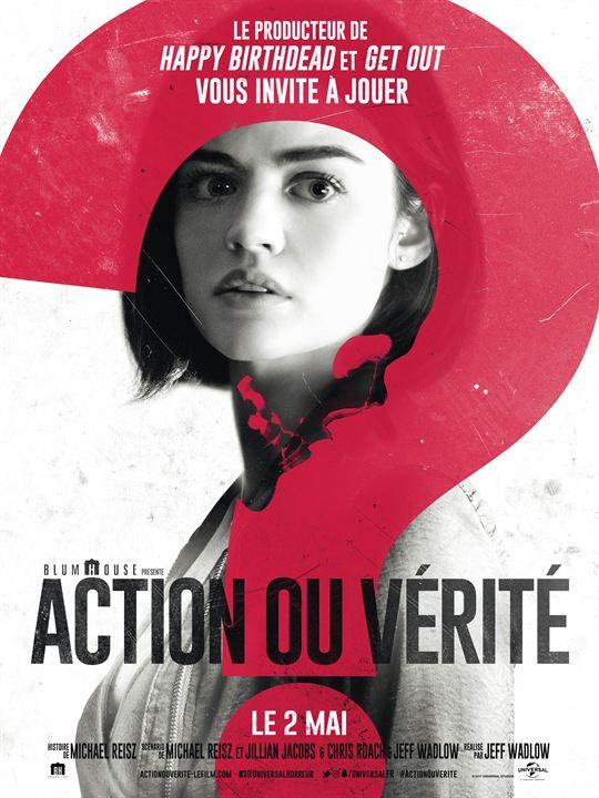 Action ou vérité : Affiche