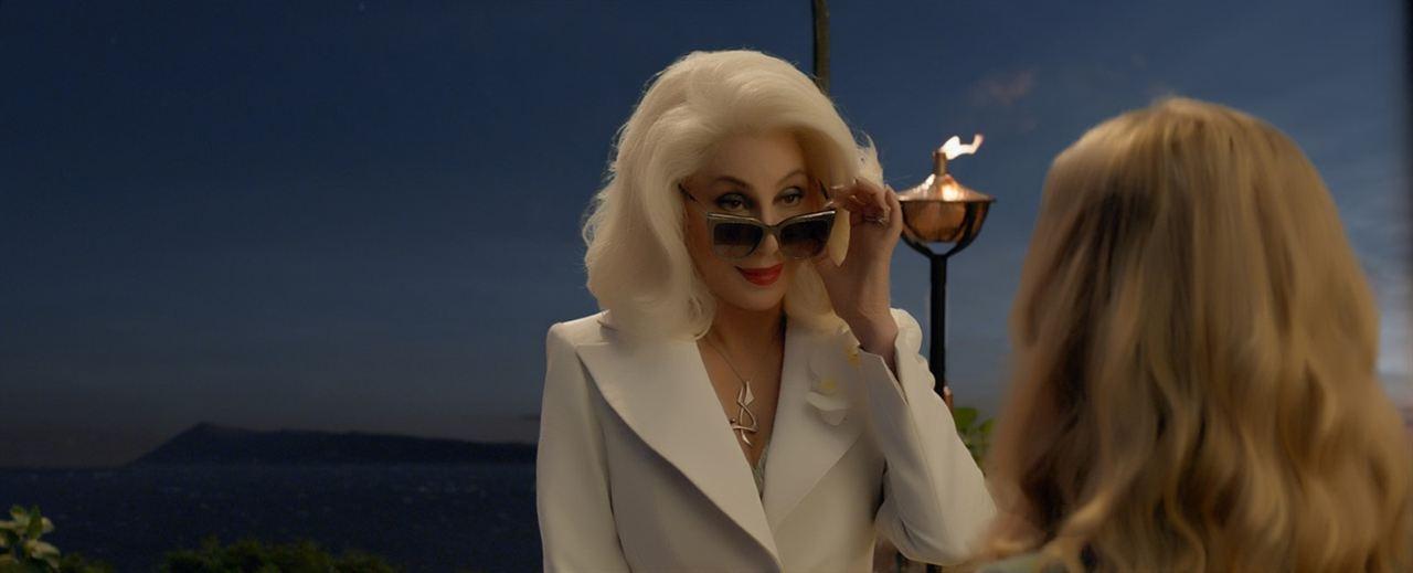 Mamma Mia! Here We Go Again : Photo Cher