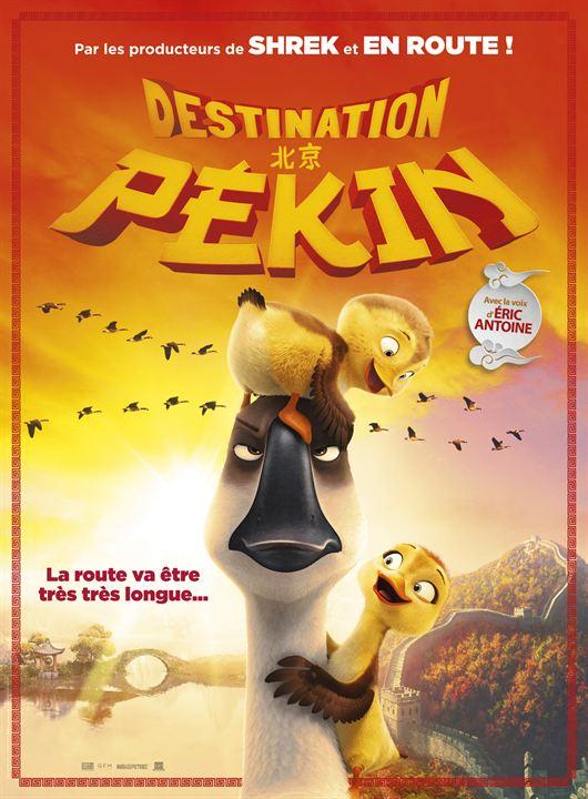 Destination Pékin ! : Affiche