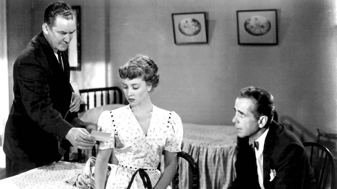 La Femme à abattre : Photo Adelaide Klein, Humphrey Bogart