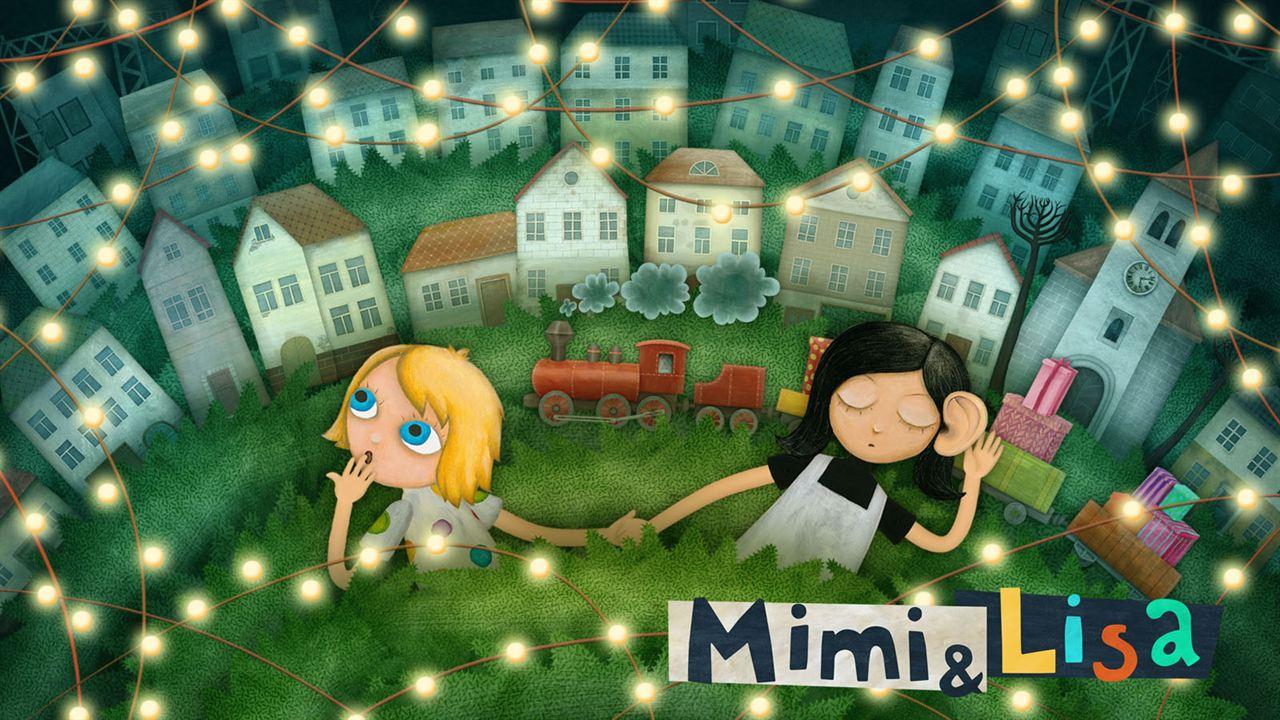 Mimi & Lisa, les lumières de Noël : Photo