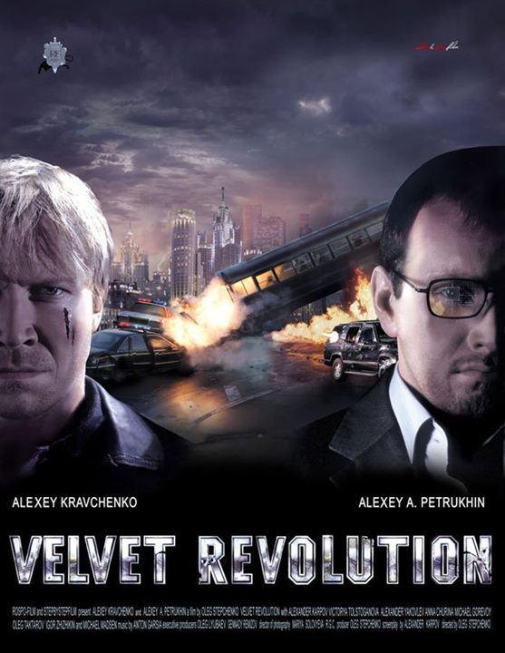 Velvet Revolution : Affiche