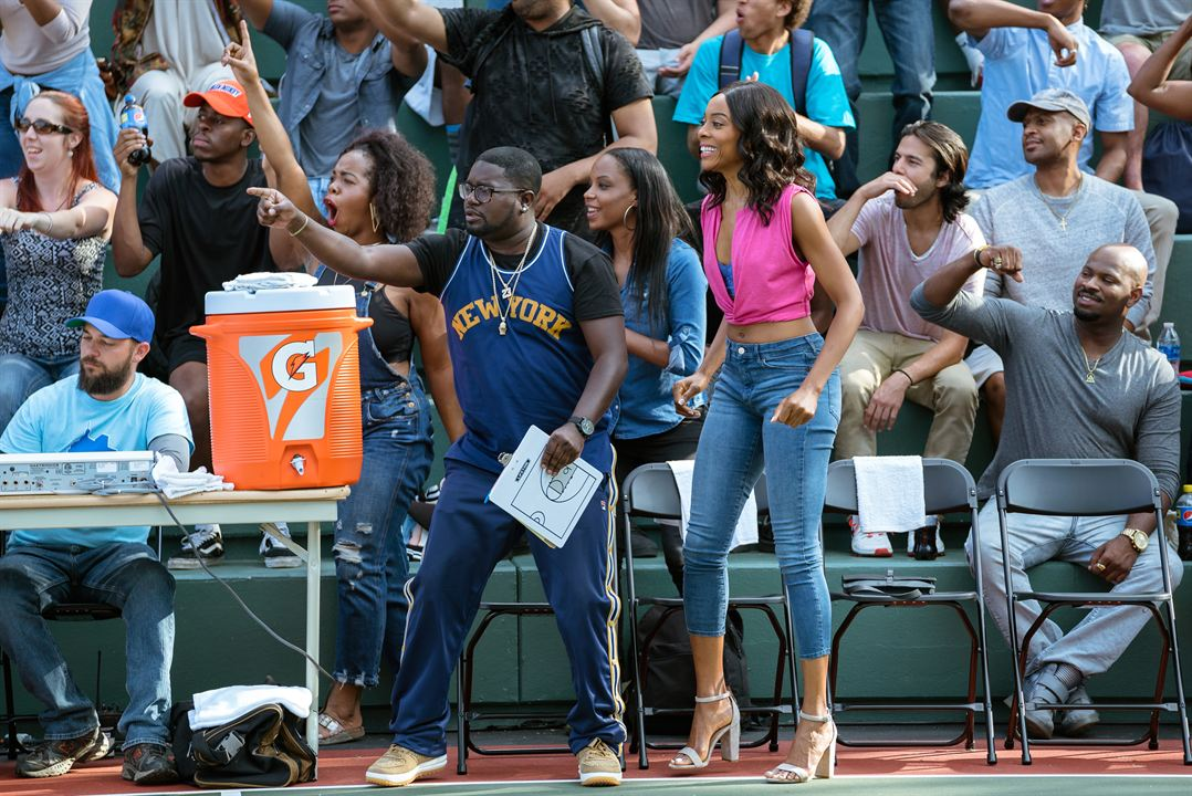 Uncle Drew : Photo Erica Ash, Lil Rel Howery