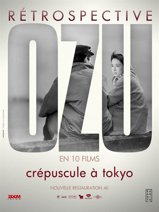 Crépuscule à Tokyo : Affiche