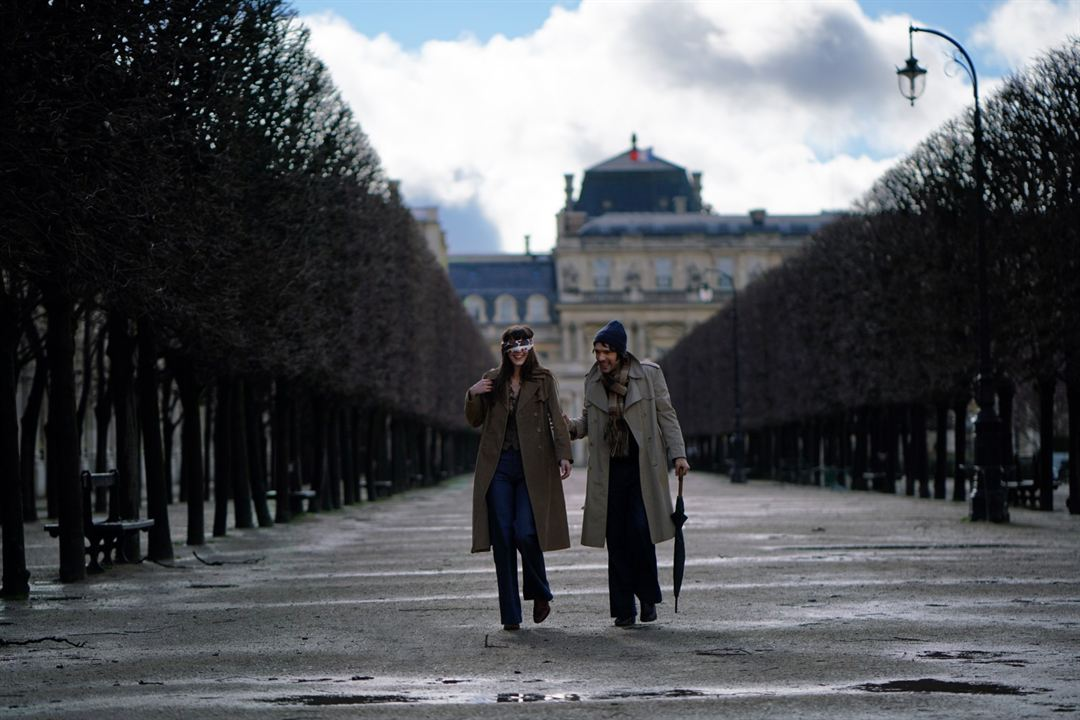 Monsieur & Madame Adelman : Photo Doria Tillier, Nicolas Bedos