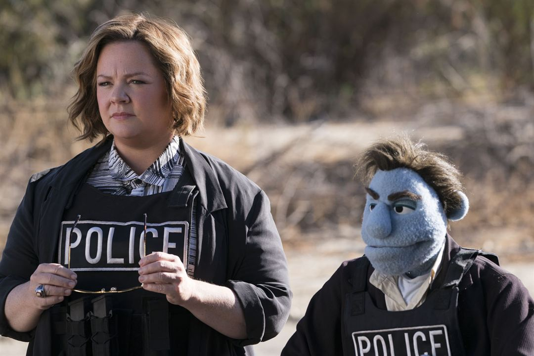 Carnage chez les Puppets : Photo Melissa McCarthy