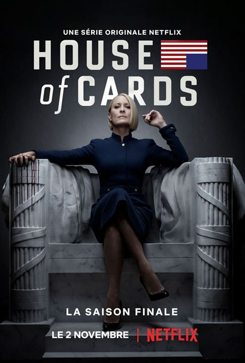 House of Cards : Affiche
