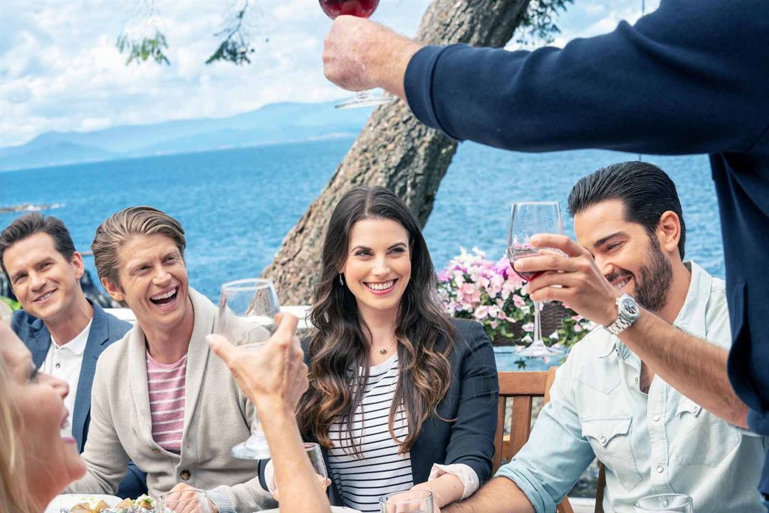 Photo Andrew Francis, Jesse Metcalfe, Meghan Ory