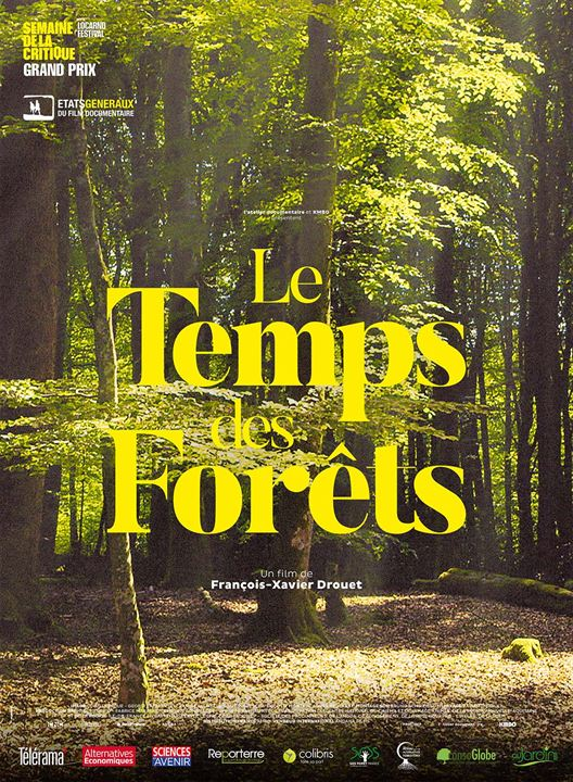 Le Temps des forêts : Affiche