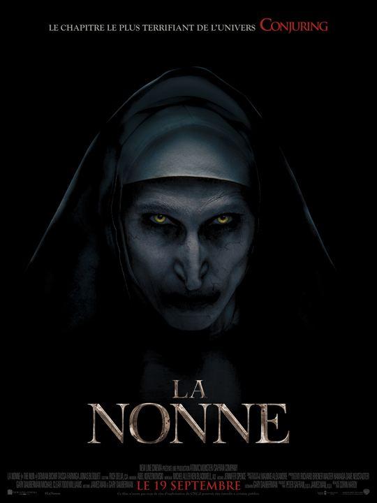 """Résultat de recherche d'images pour """"la nonne affiche du film"""""""