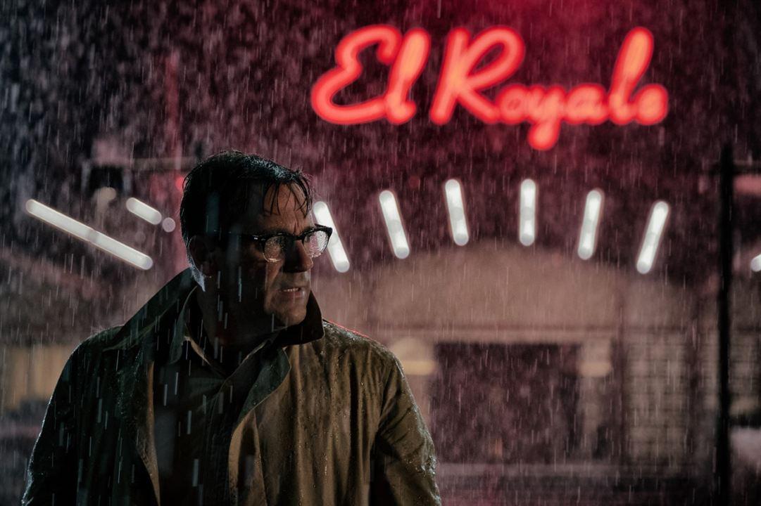 Sale temps à l'hôtel El Royale : Photo Jon Hamm