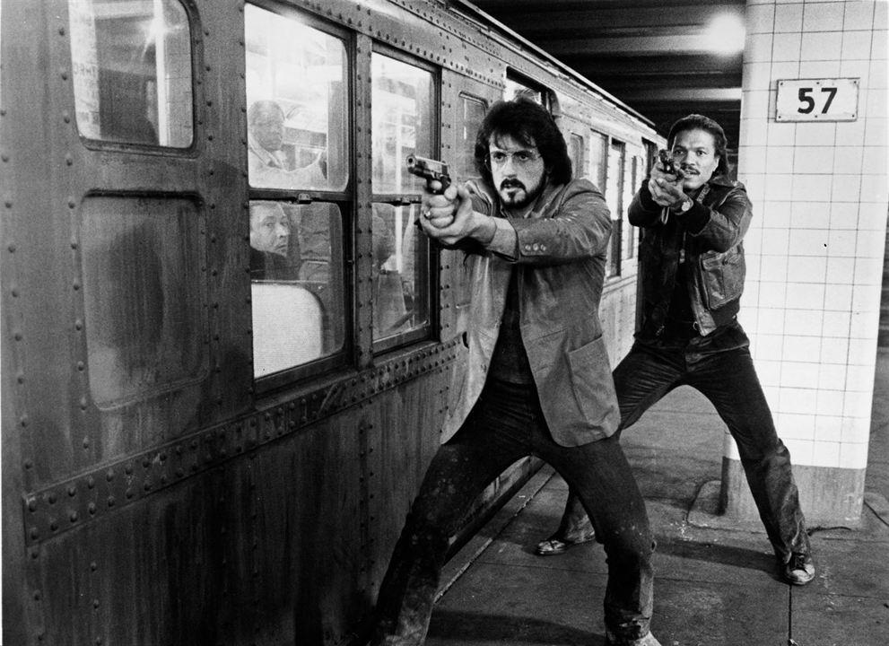 Les Faucons de la nuit : Photo Billy Dee Williams, Sylvester Stallone