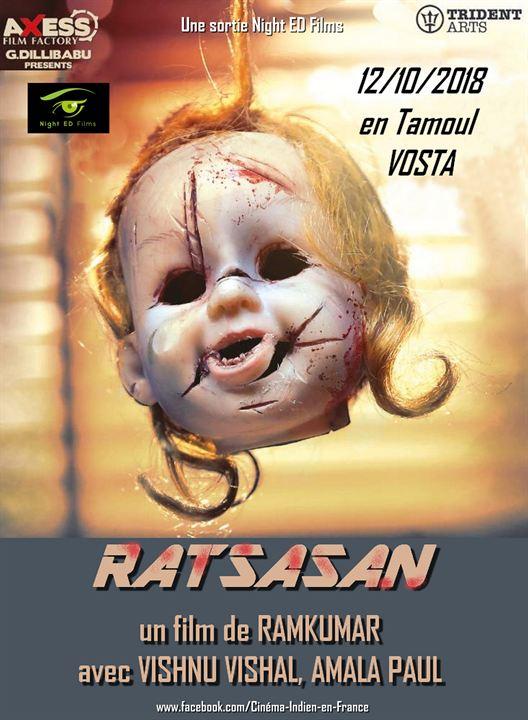 Ratsasan : Affiche