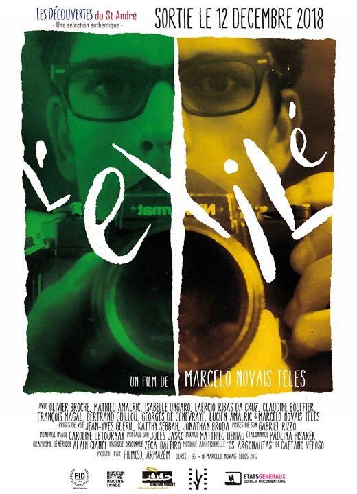 L'Exilé : Affiche