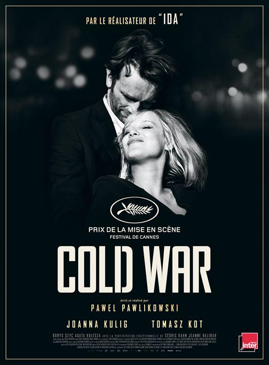 Cold War : Affiche