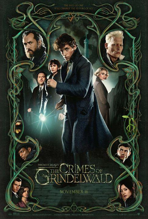 Les Animaux fantastiques : Les crimes de Grindelwal