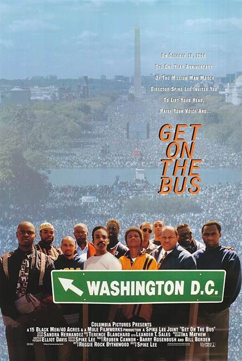 Get on the Bus : Affiche