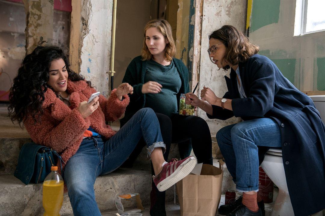 Photo Joséphine Drai, Sabrina Ouazani, Zita Hanrot