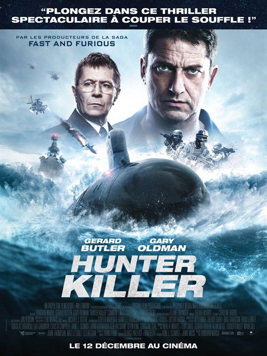 Hunter Killer : Affiche