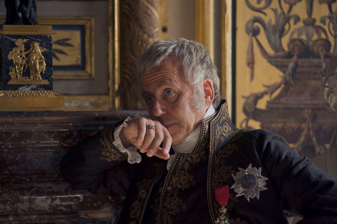 L'Empereur de Paris : Photo Fabrice Luchini