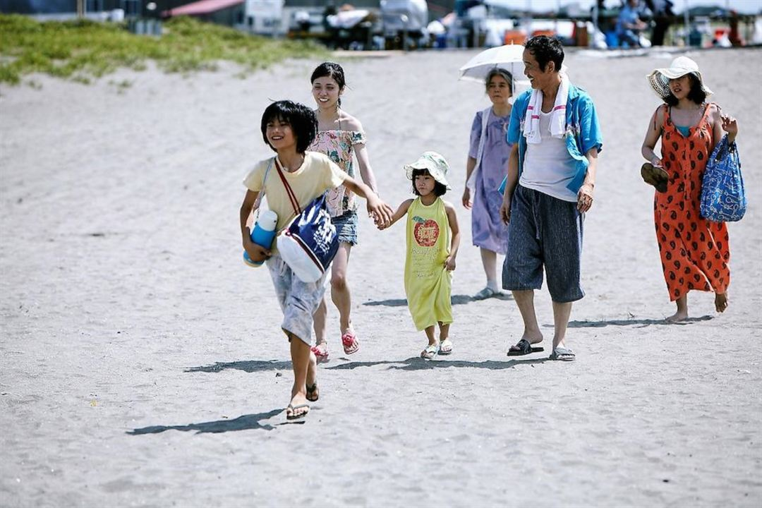 Une Affaire de famille : Photo Jyo Kairi, Kiki Kirin, Lily Franky, Mayu Matsuoka, Miyu Sasaki