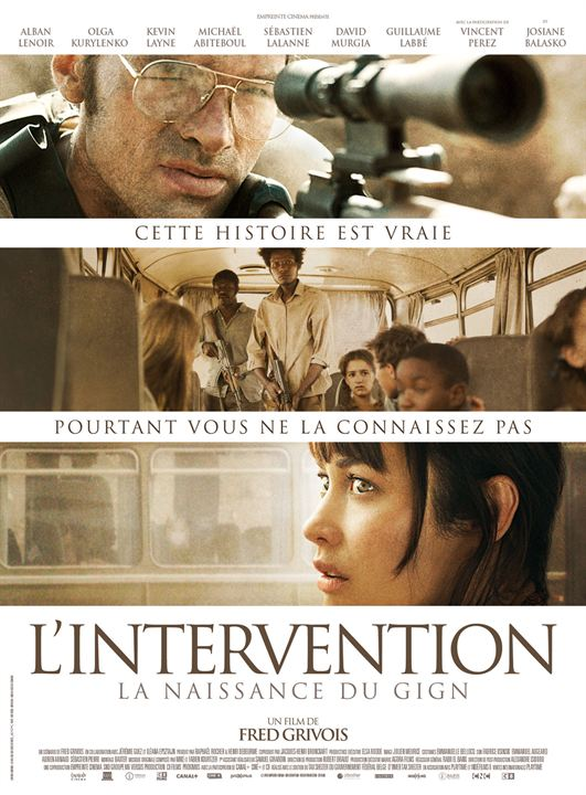 L'Intervention : Affiche