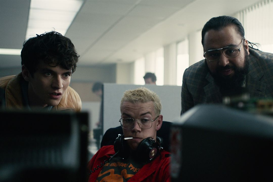 Black Mirror: Bandersnatch : Photo Fionn Whitehead, Will Poulter