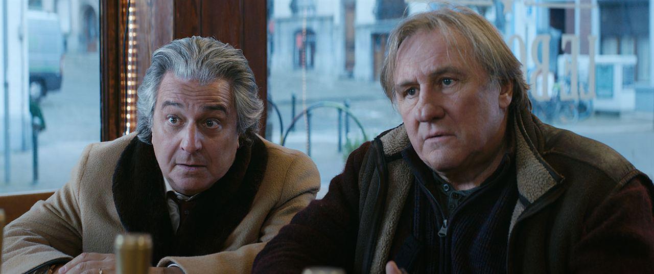 Convoi exceptionnel : Photo Christian Clavier, Gérard Depardieu