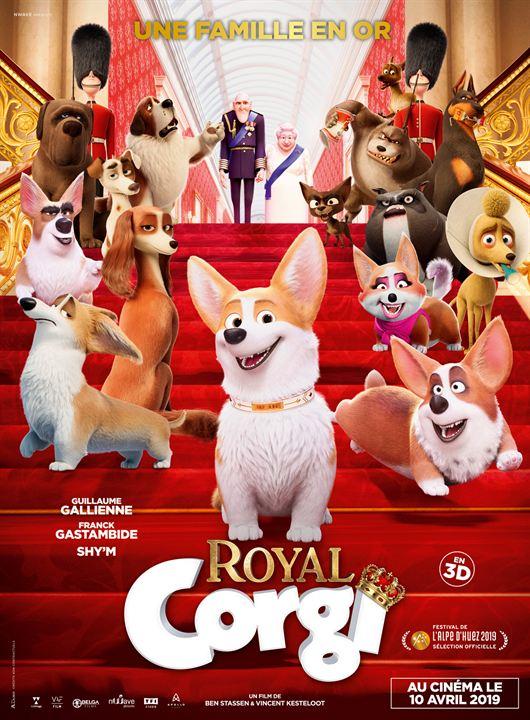 Royal Corgi : Affiche