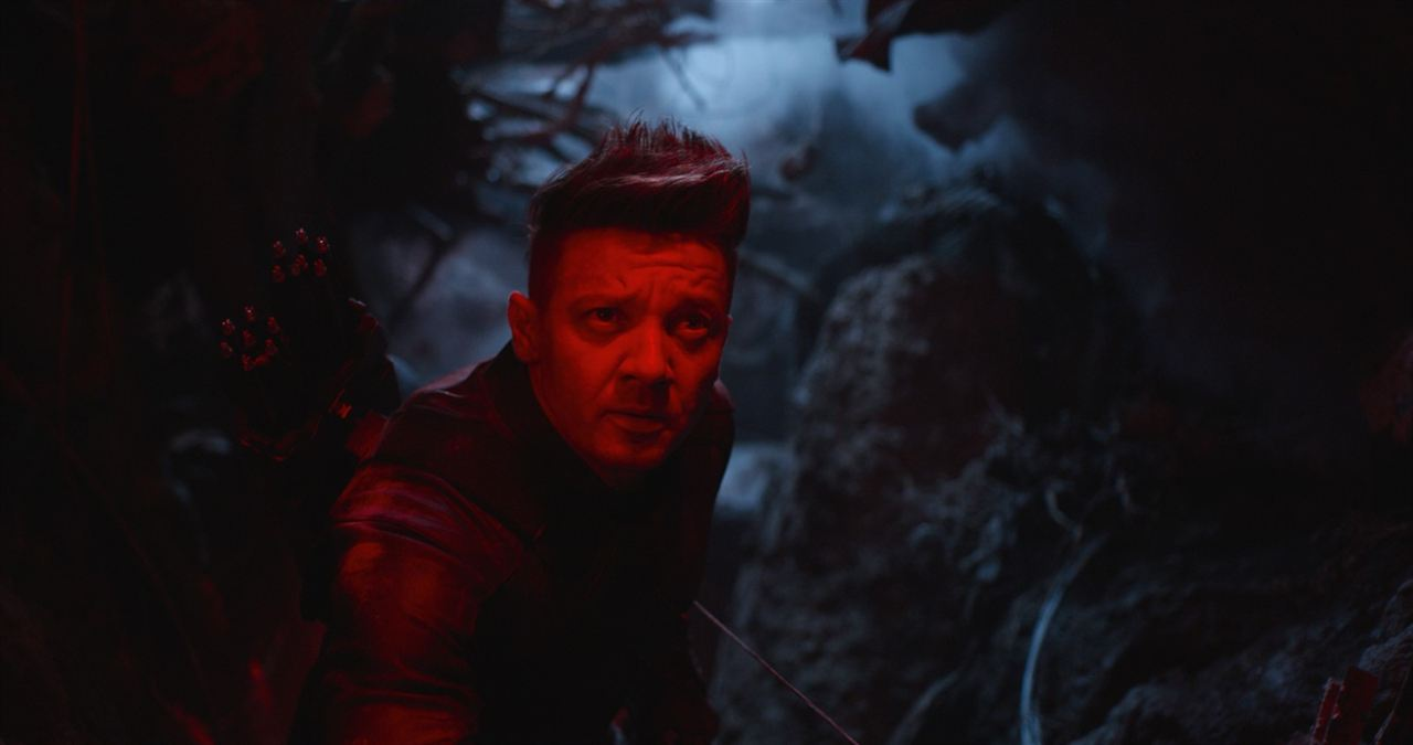 Avengers: Endgame : Photo Jeremy Renner