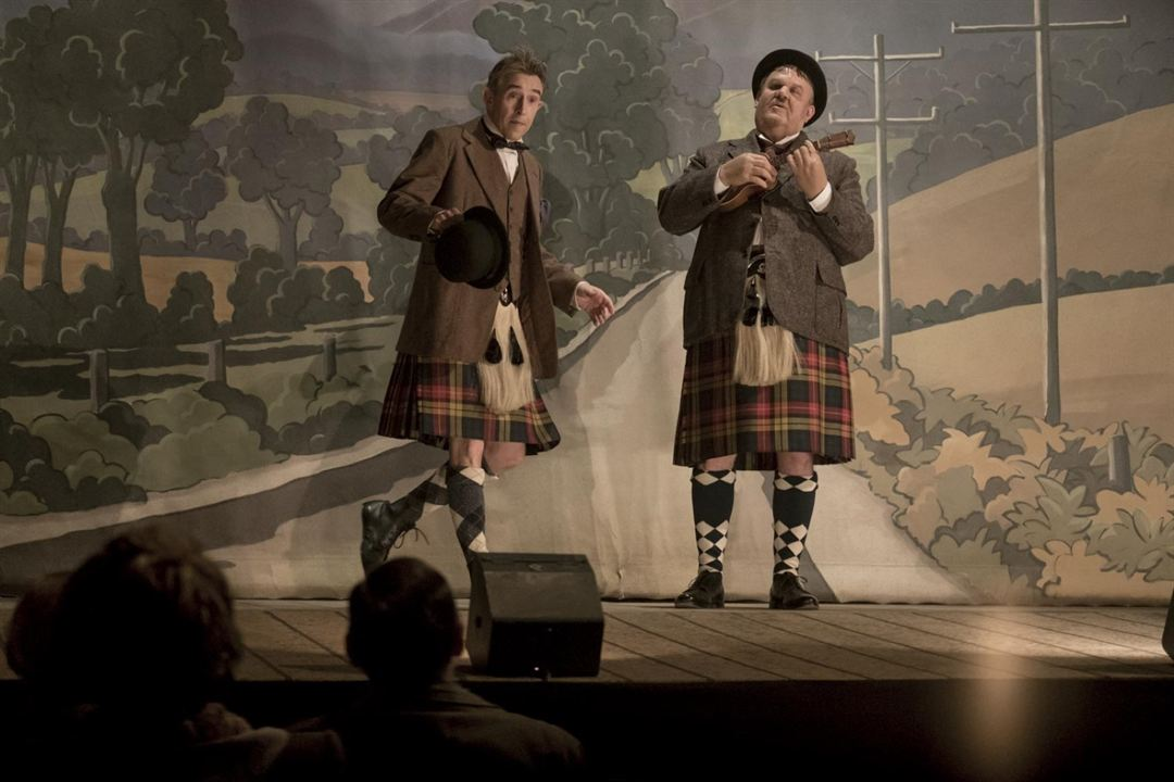 Stan & Ollie : Photo John C. Reilly, Steve Coogan