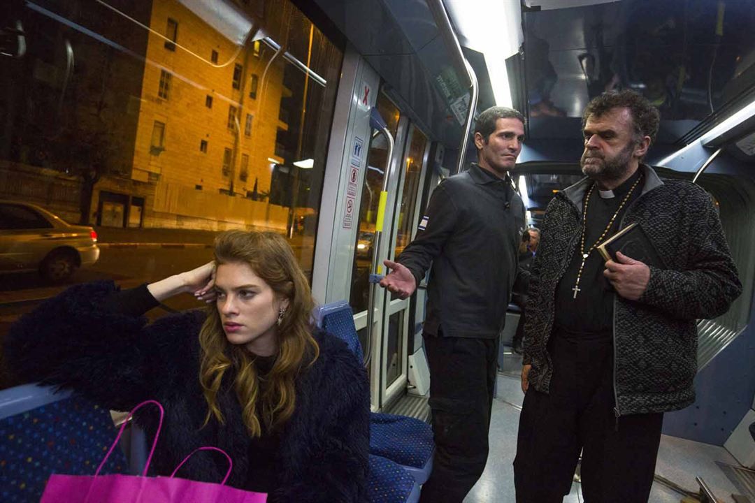 Un Tramway à Jérusalem : Photo Pippo Delbono, Yuval Sherf