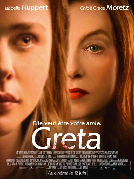 Greta : Affiche