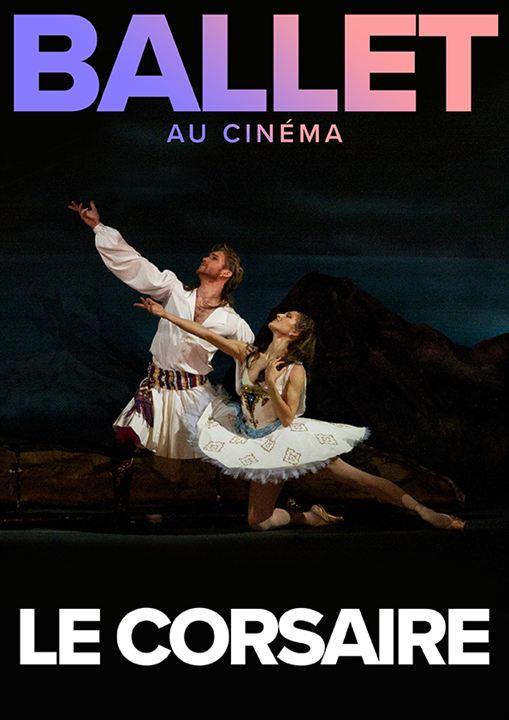 Le Corsaire (Bolchoï) : Affiche