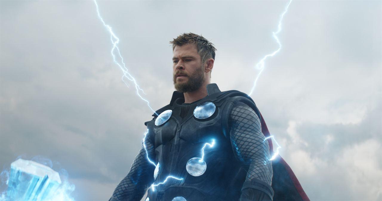 Avengers: Endgame : Photo Chris Hemsworth