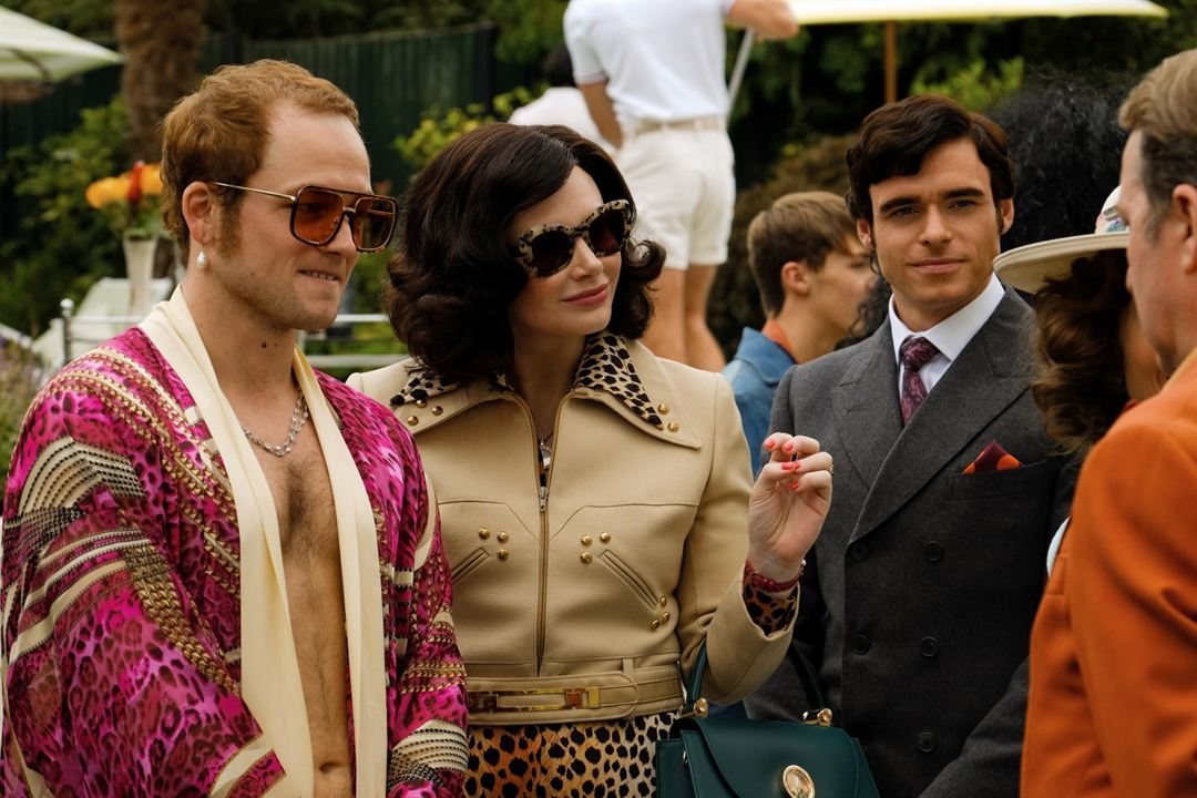 Rocketman : Photo Bryce Dallas Howard, Richard Madden, Taron Egerton