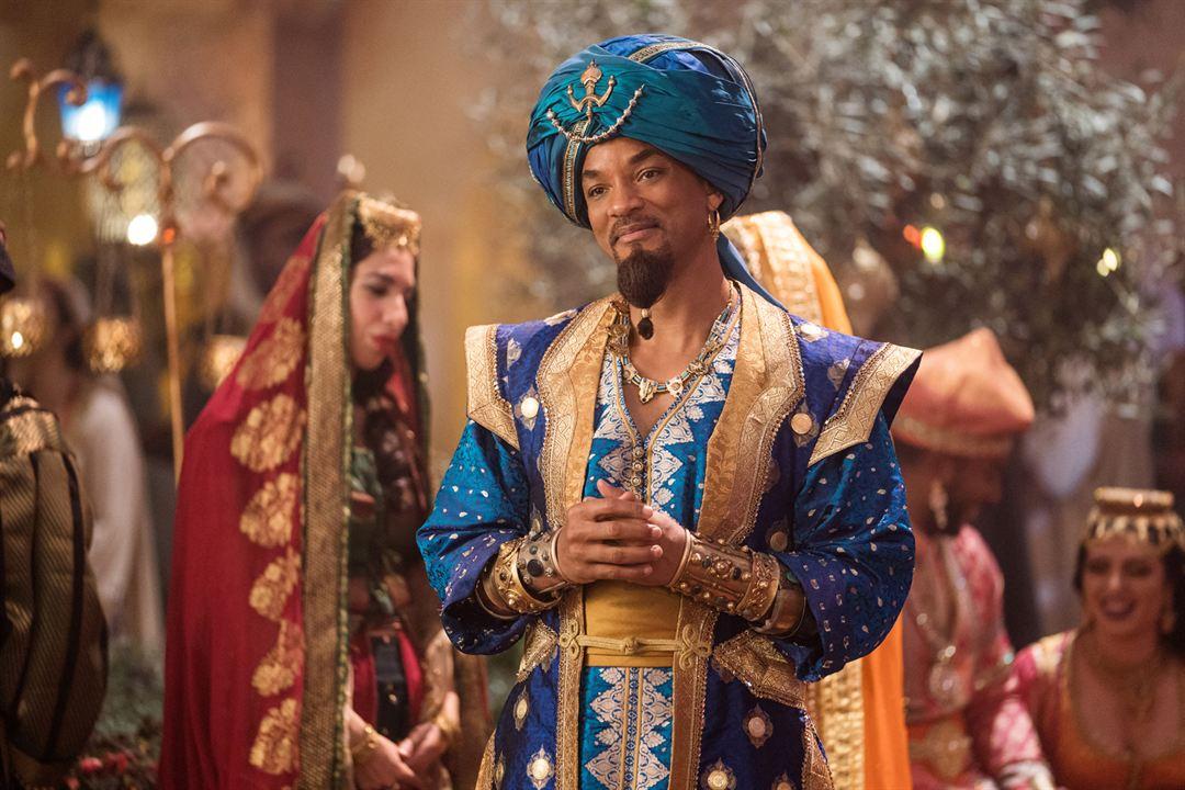 Aladdin : Photo Will Smith